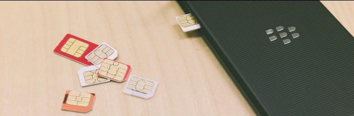 海外専用SIMカード